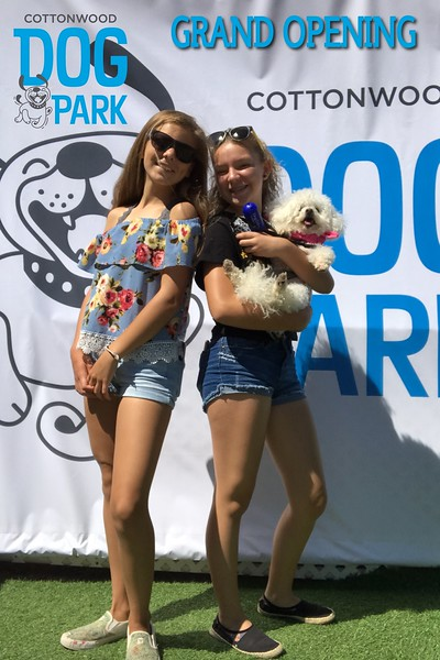 Grand Opening of Cottonwood Mall's Dog Park