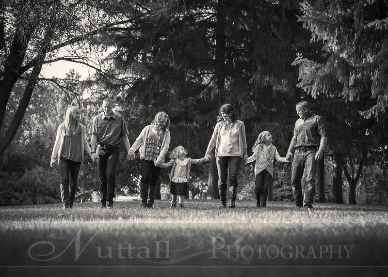 Gustaveson Family 65bw.jpg