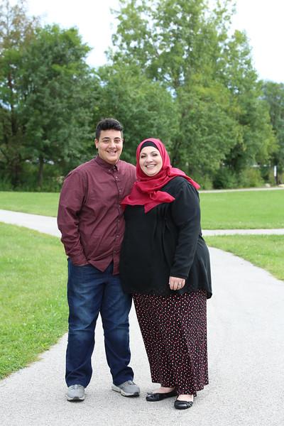 Sanah AbdelFattah Family Portraits