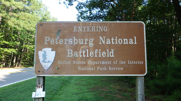 Petersburg National Battlefield - VA - 081418 - 081518