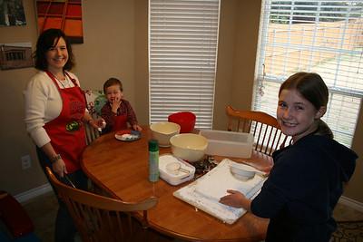 Making Marshmallows - Dec 2011