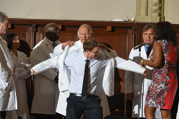 03 White Coat ceremony