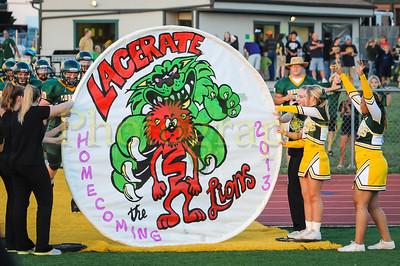 BLHS vs Lansing (H) Homecoming 2013