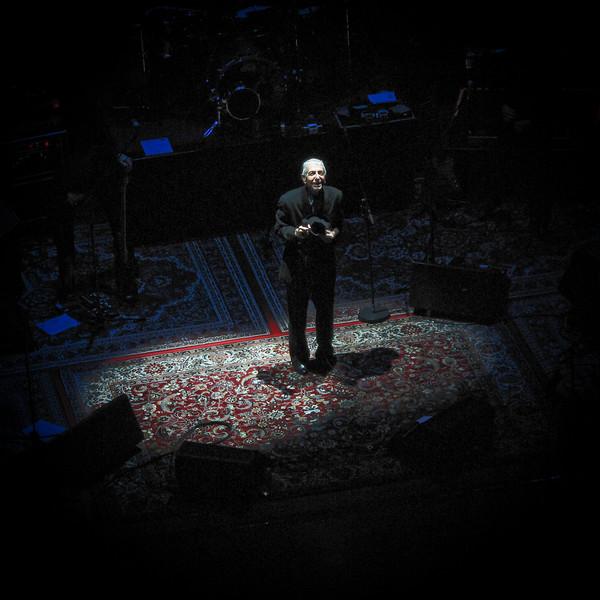 Leonard Cohen, Philadelphia, PA