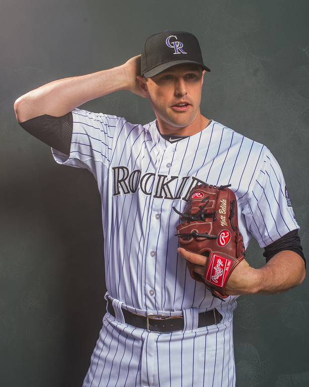 . 34 Matt Belisle Position: RHP Height: 6-4 Weight: 225 Expectations: The Rockies committed to paying him $4.25 million despite a poor 2013 season. They like how he competes. But his fastball velocity has dipped, the result of too many innings pitched. He�s no longer an eighth-inning reliever. 2014 salary: $4.25 million(Photo by Rob Tringali/Getty Images)