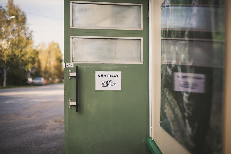 Photo: Paavo Pykäläinen  Torstai 4.9.2014