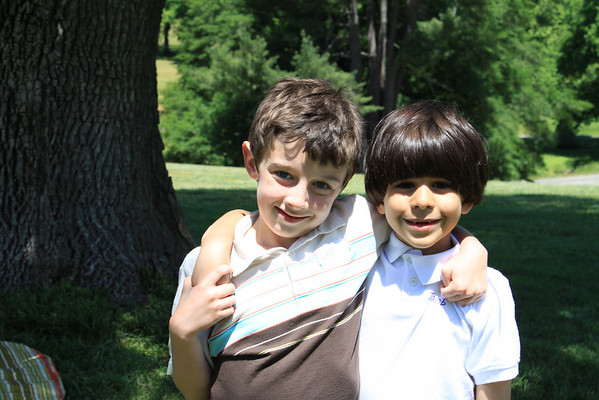 1st Grade Maymont Park Trip
