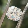 2.39ct Antique Asscher/Square Emerald Cut Diamond, GIA D/IF 1