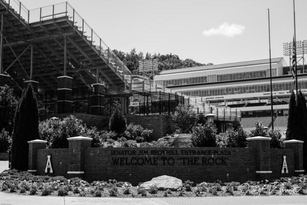 Kidd Brewer Stadium - Home of App State