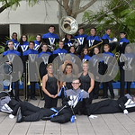 Wellington HS- Mighty Wolverine Sound Band Portraits 2015