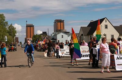Anchorage Pridefest 2012