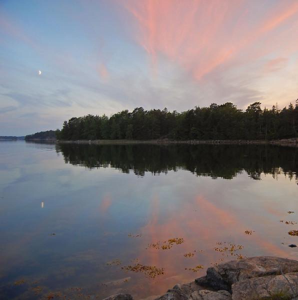 Archipelago in Sweden