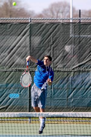 MHS Tennis Spring 2015
