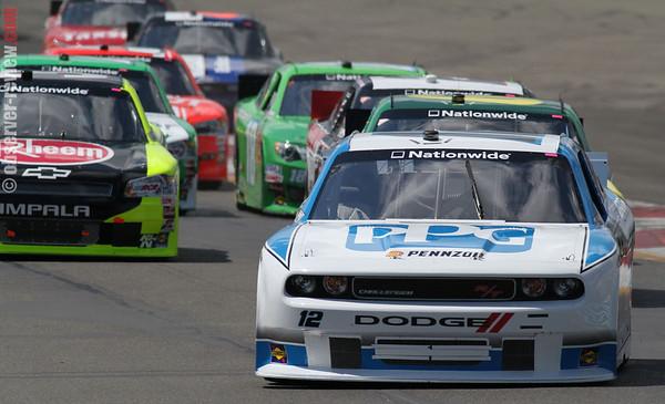 Saturday NASCAR/ROLEX WGI 2012