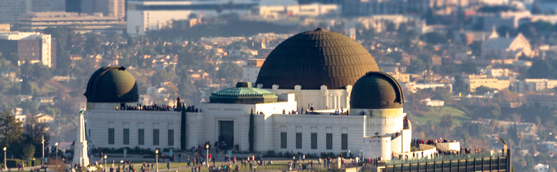Griffith Observatory - USA - California - Los Angeles