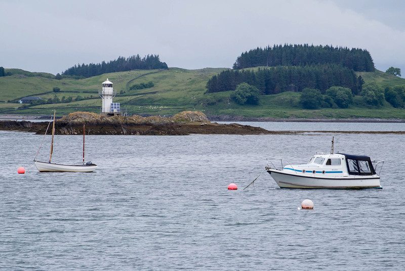 Port Appin harbor