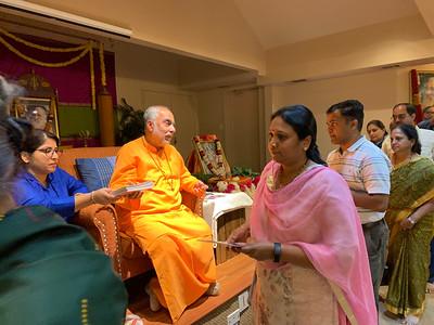Pujya Swami Swaroopananda - Bhagavad Gita Chapter 9