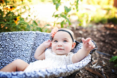 Audrina Nicole's 6 month session