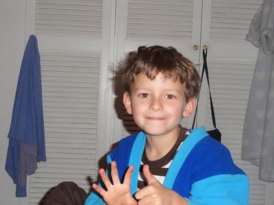 2011 May Stuart's 6th birthday