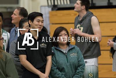 2018 Cal Poly MBB vs CSUN