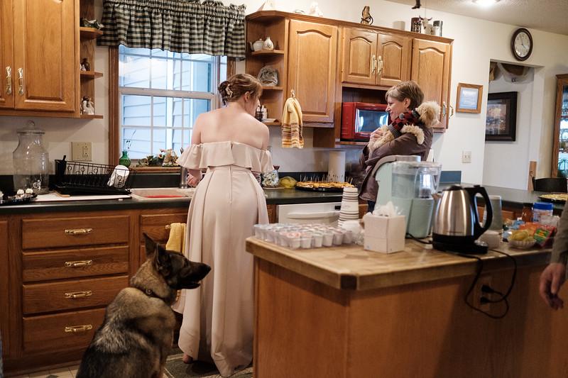 Kelsey & Alex's Wedding Reception