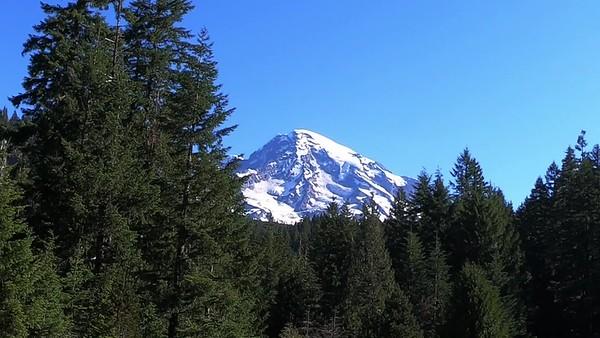 Rampart Ridge Pyramid Creek