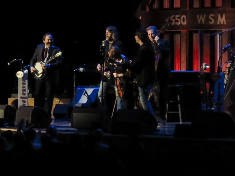 Nashville - Grand Ole Opry - The Steeldrivers