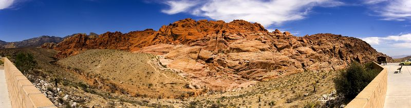 Red Rock Canyon National Conservation Area Panoramas