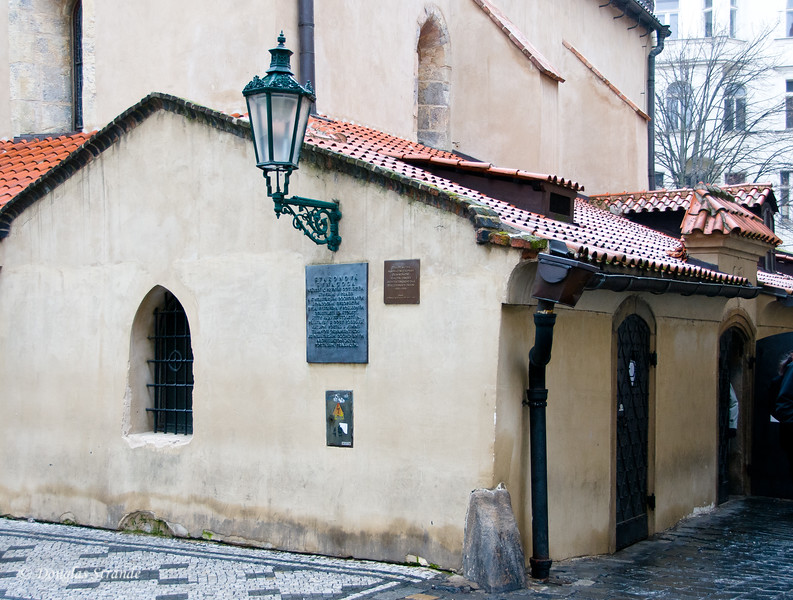 Old-New (Staronova) Synagogue, Prague