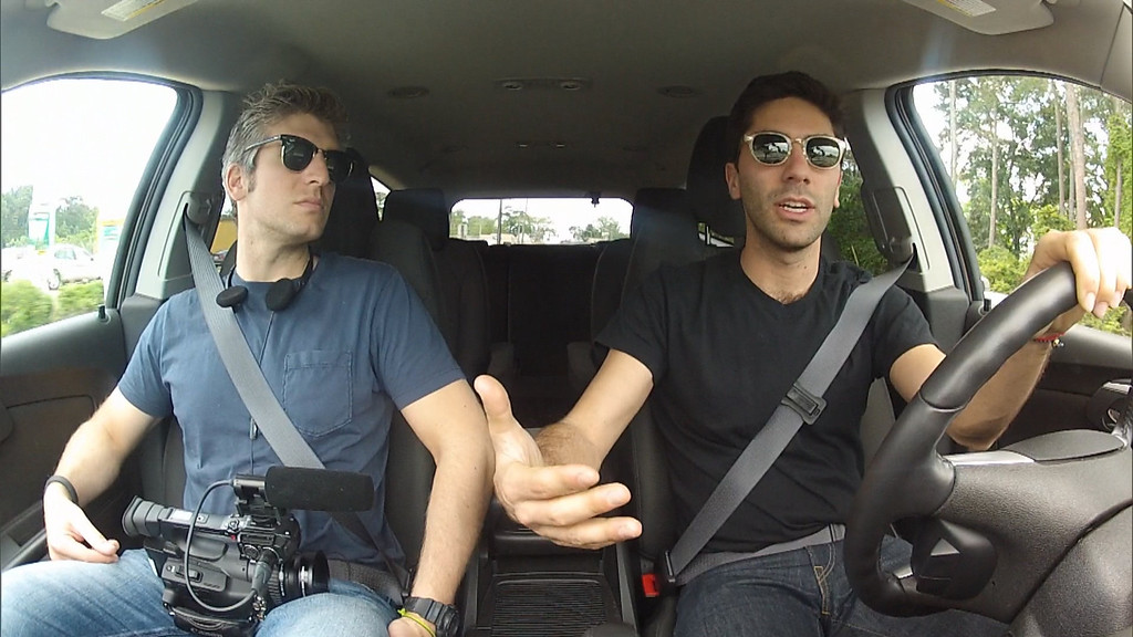 """. Nev and Max on the road in MTV\'s \""""Catfish: The TV Show.\"""" (Photo provided by MTV)"""