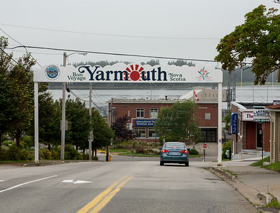 Yarmouth Outbound, NS, Aug. 2014