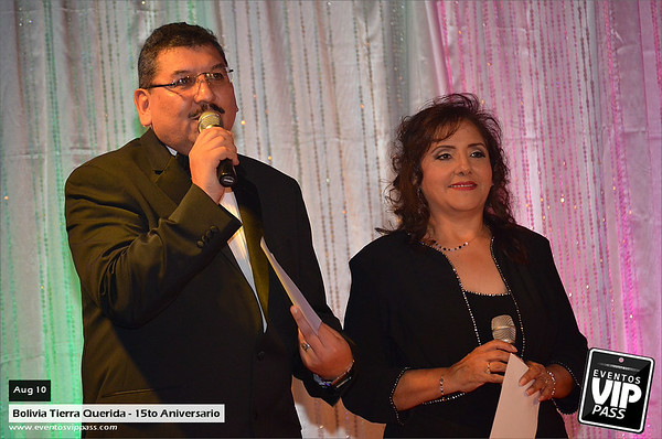 Bolivia Tierra Querida - XV Aniversario | Sun, Aug 10