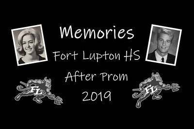 Fort Lupton High School After Prom - May 4, 2019