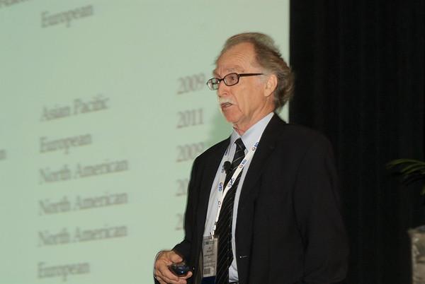 15th North American Regional ISSX Meeting - Scientific Awards Presentation
