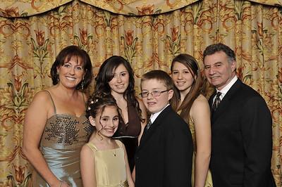 Bradley Bar Mitvah - Family Formals