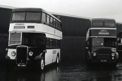 Western Scottish Kilmarnock Depot