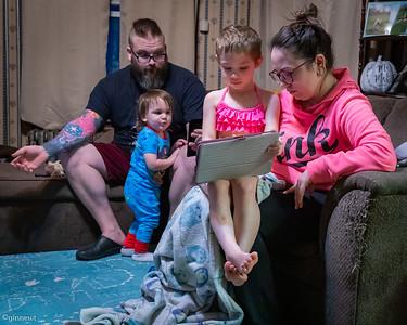 2021 Nate, Sarah, and Family