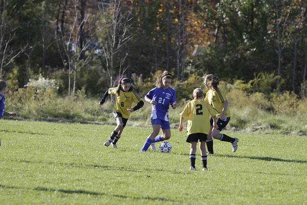 Honeoye Soccer Game