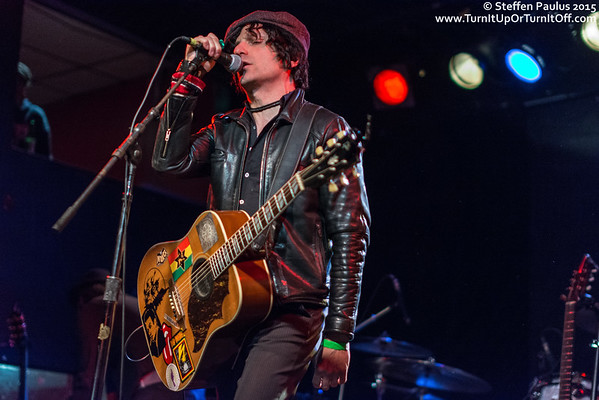 2015.10.11 - Jesse Malin + Matthew Ryan + The Nils @ Lee's Palace