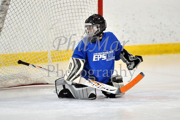 Blue vs Black Elementary  Ice Hockey 2012 - 2013