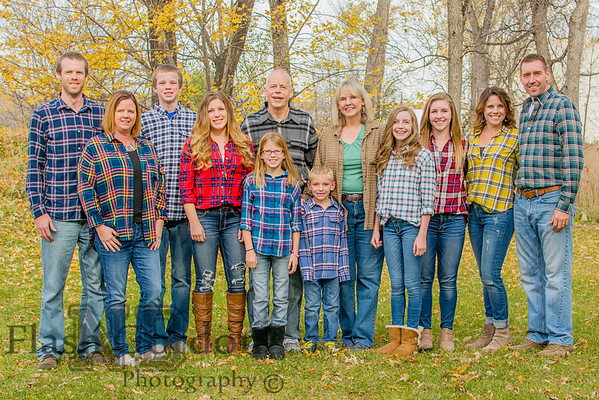 Anderson Family - 2015