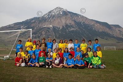 Crested Butte U10 Soccer 2010-11