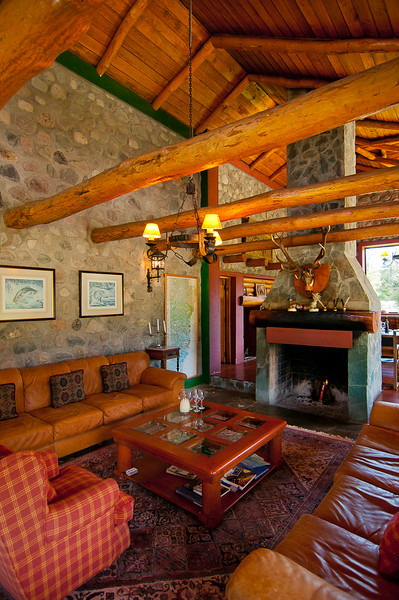 El Saltamontes (the grasshopper) Lodge, Chile