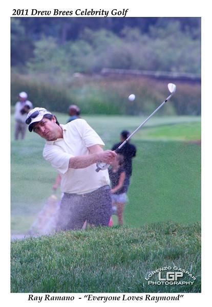 2011 Drew Brees Celebrity Golf Tournament at Morgan Run - Rancho Sante Fe, CA