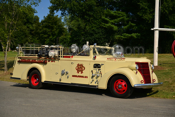 2014 FAIRCHESTER HOSE HAULERS MUSTER