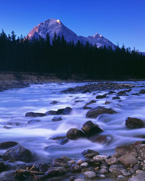 Whirlpool river - Jasper Nat'l park