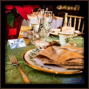 Christmas Tea at Alexander Mansion