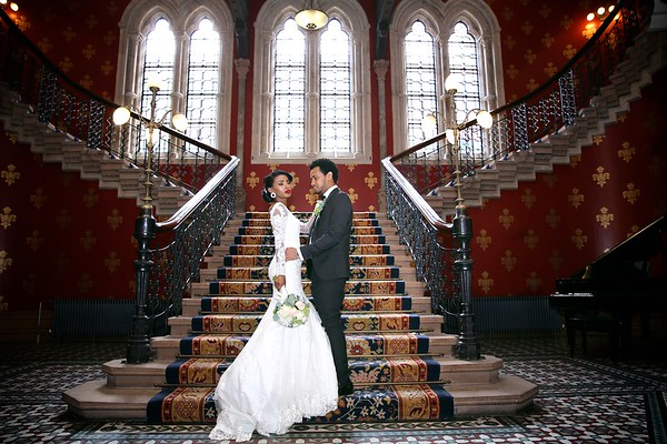 Abel and Abegiya Wedding