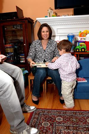 2009-12-5 Luke's Birthday - Up
