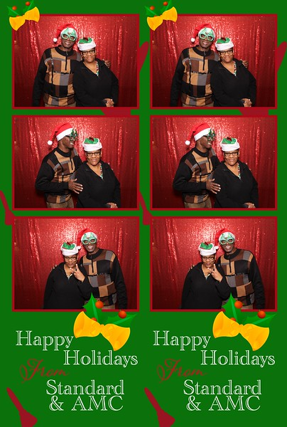 Happy Holiday's from Standard & AMC Day 1 (12/17/19)